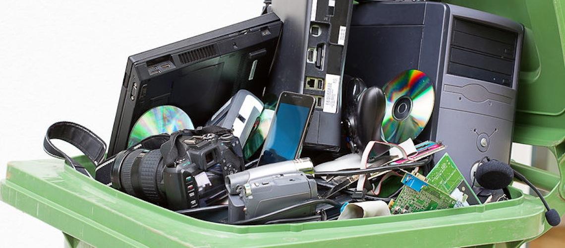 Утилизация компьютерной техники