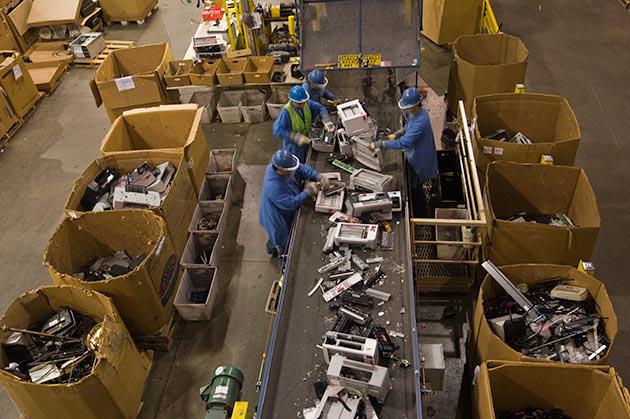Утилизация оборудования в Нижнем Новгороде
